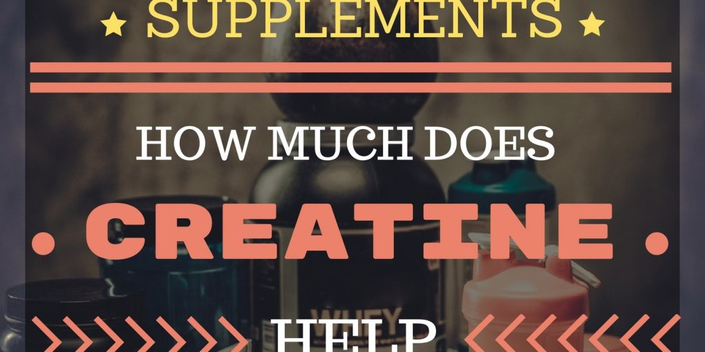 How Much Does Creatine Help